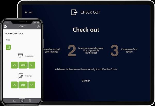 Mobilna aplikacija za hotele